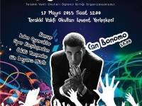 Terakki Vakfı Okulları 14. Gençlik Festivali -  Can Bonomo