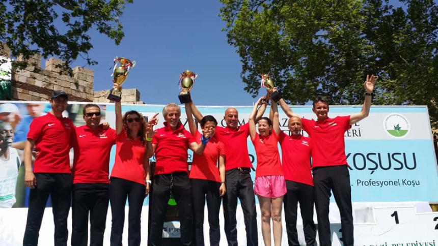 Eker I Run Team, Bursa'yı fethetti