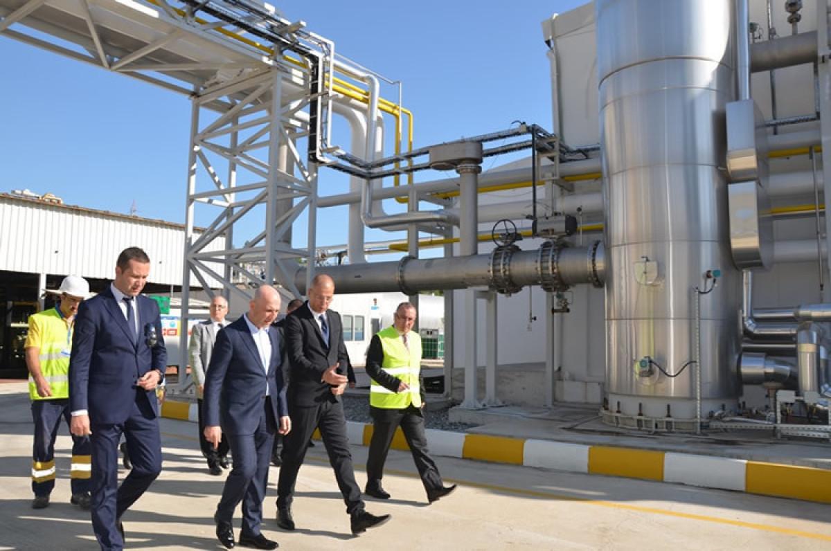 Linde Gaz, yeni tesis yatırımarı ile büyümeye deva...