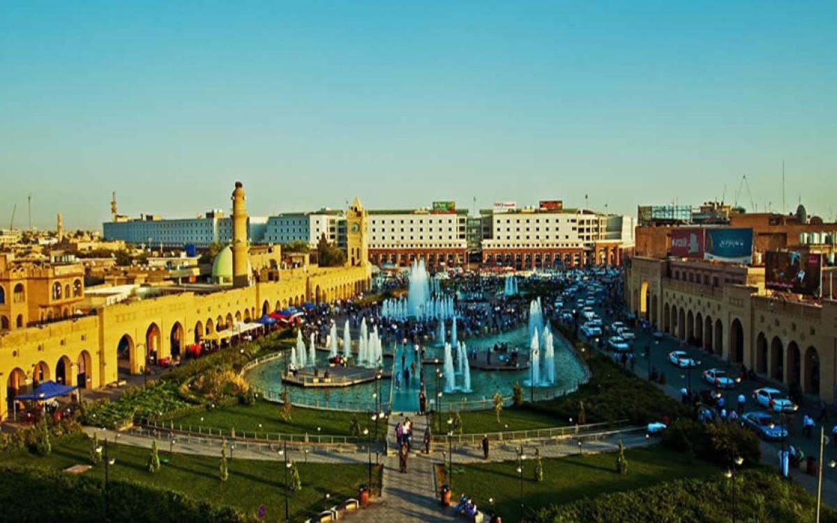 Erbil Real Expo 2015 Gayrimenkul ve Yatırım Fuarı...