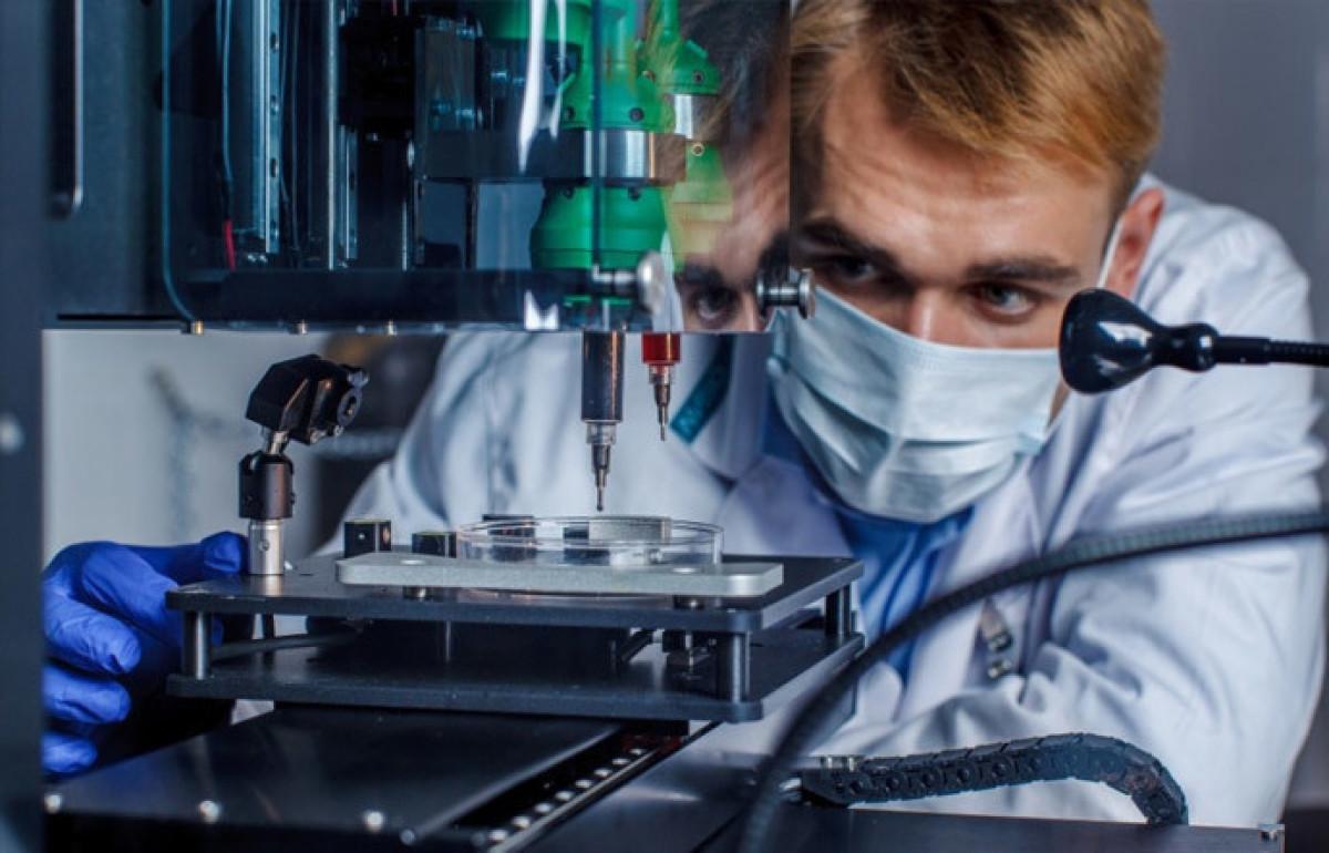 Dünya Bilim Adamlarından Karaciğer Naklinde 3-D Ya...