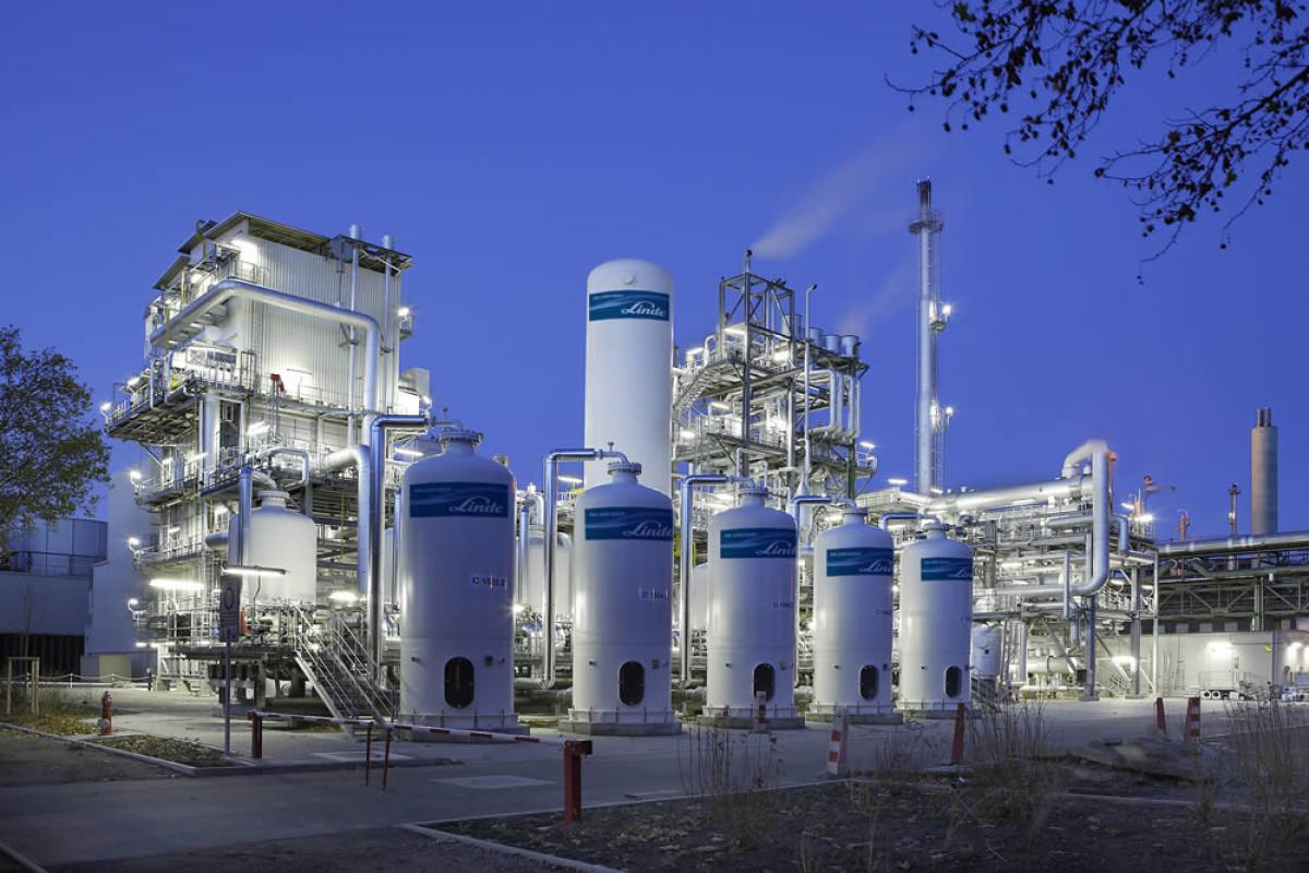 Linde'den bir Yerinde Üretim Tesisi yatırımı daha