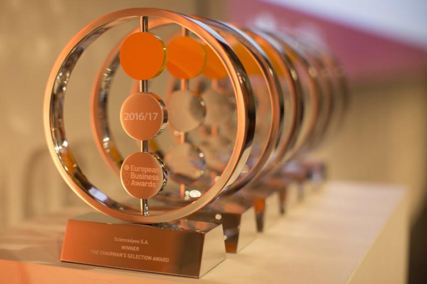 Avrupa İş Ödülleri'nde VSY Biotechnology Ulusal Şampiyon Seçildi