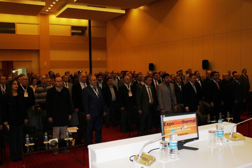 Ortadoğu ve Balkanların Tek Jeotermal Fuarı ve Konferansı 2017'de İstanbul'da