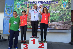 Eker I Run Team Kemalpaşa'da Uçtu