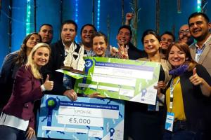 Türk projesi Sponge Avrupa ikincisi oldu