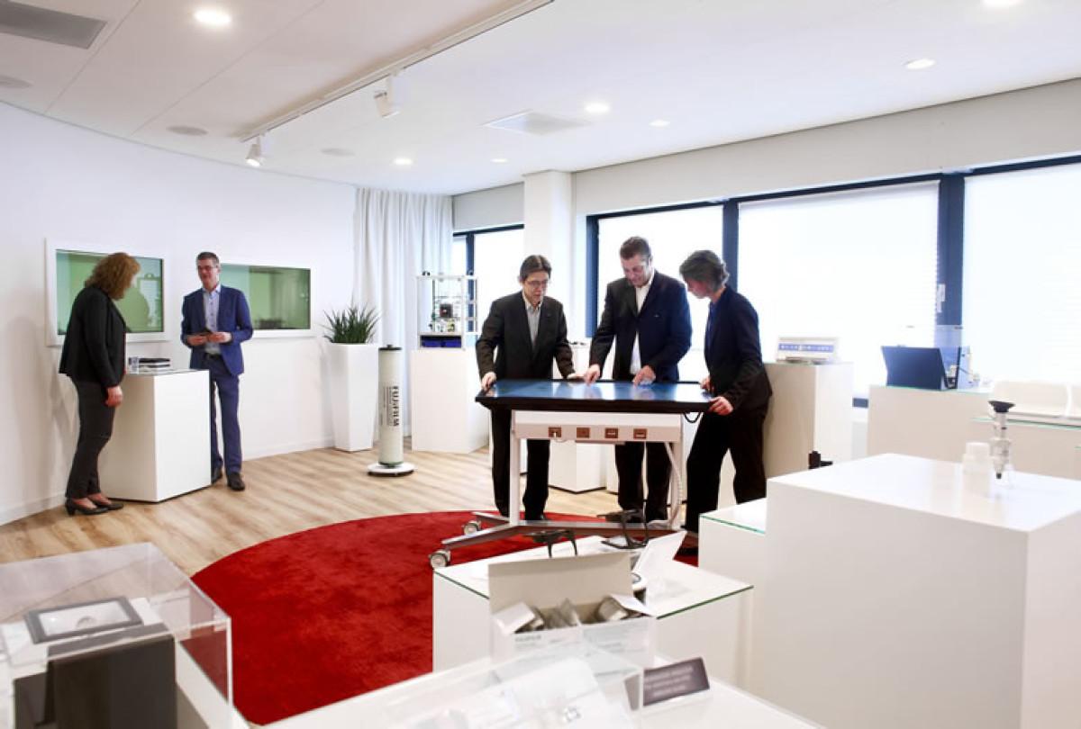 Fujifilm yeni inovasyon merkezini açtı