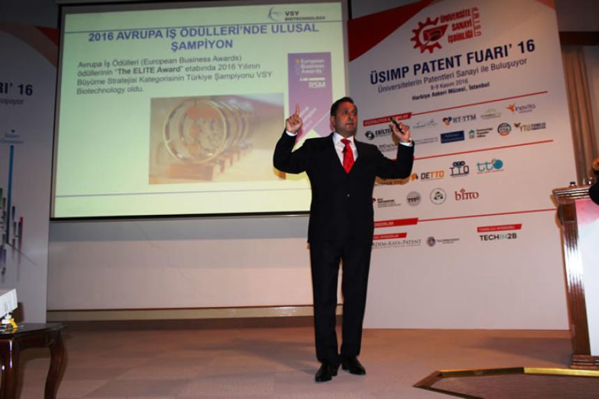 Patent savaşları rekabeti belirliyor