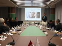 Sanayi Bakanlığı Toplantısı