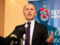 Trabzon Spor Başkanı Dr. Muharrem Usta