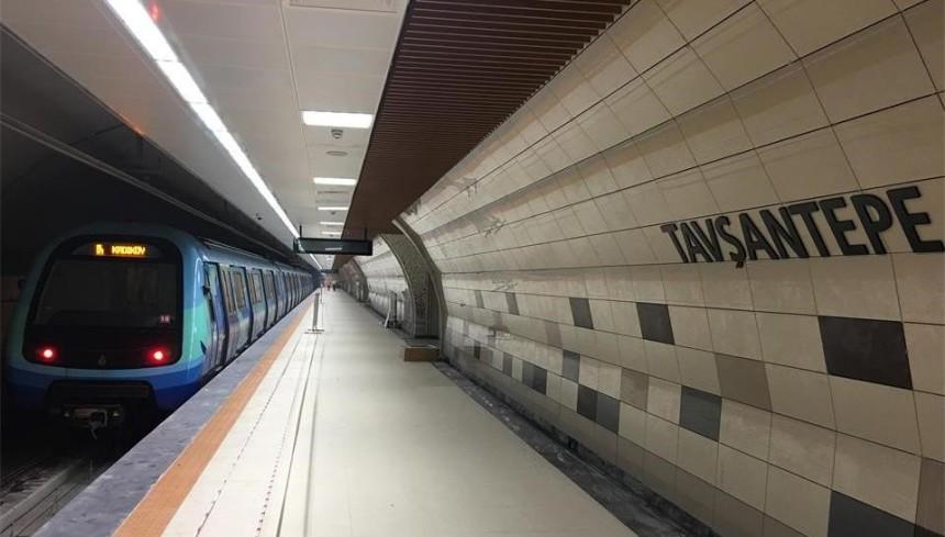 Kartal-Kaynarca metrosuna yerli firma damgası