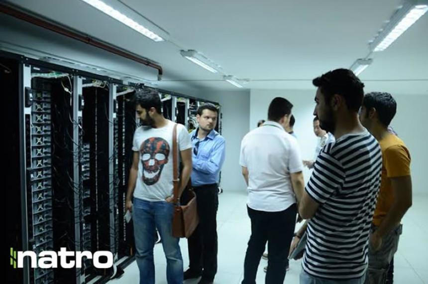 Natro Hosting'ten teknoloji blogger'larına özel etkinlik