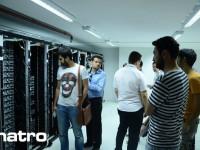 Natro Hosting datacenter ziyareti