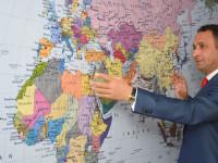 Dr. Ercan Varlıbaş - Dünya Haritası