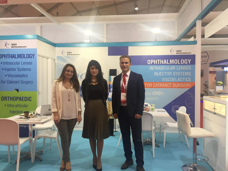 VSY Biotechnology MENA Bölgesi'ndeki bayi sayısını artırıyor