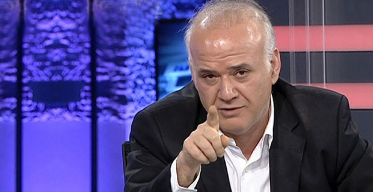 """Ahmet Çakar: Aziz Yıldırım """"Ben Yanlış Yaptım Demi..."""