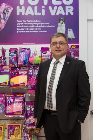 Türkiye'nin markası Parex, yerli marketlere desteğini sürdürüyor