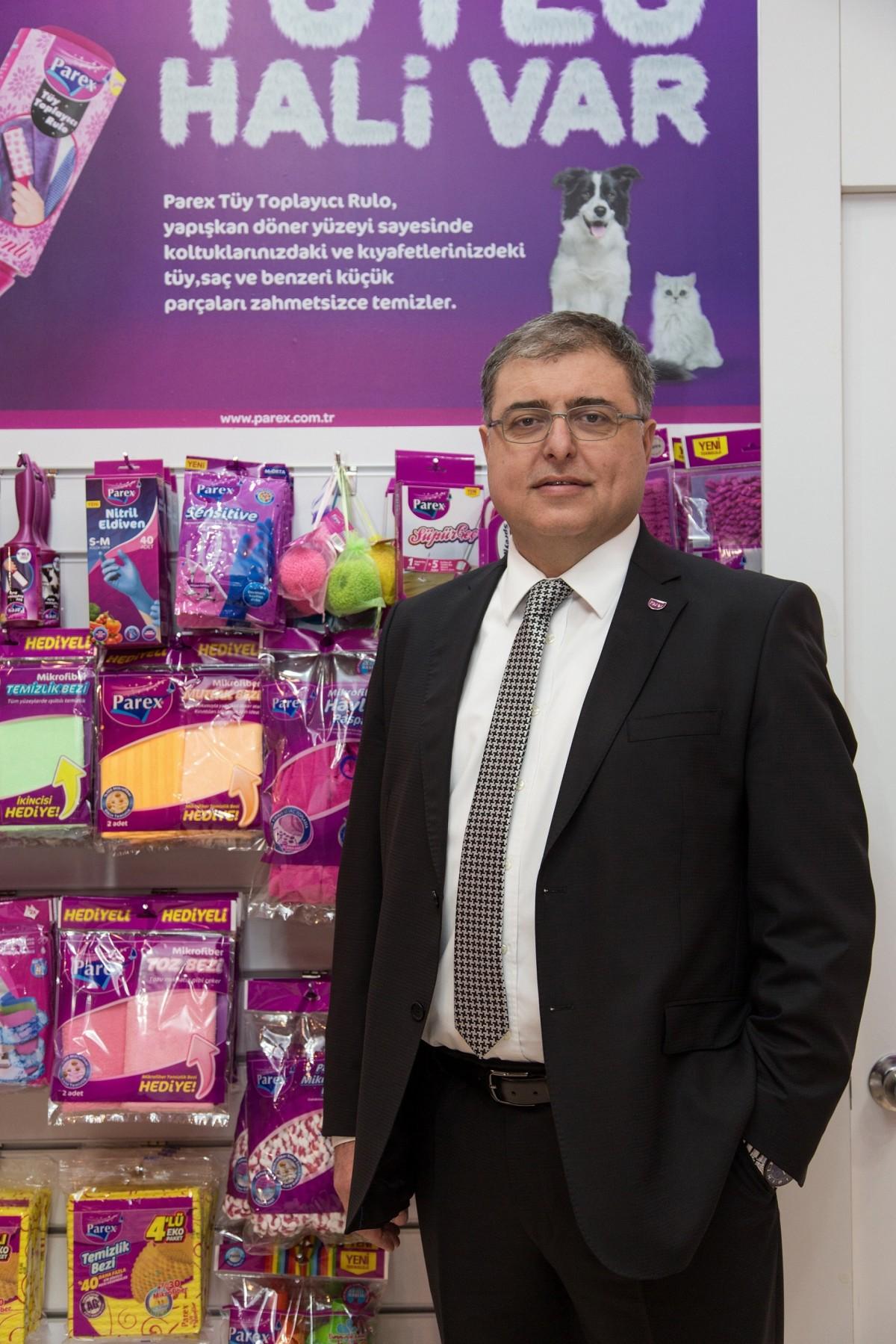 Türkiye'nin markası Parex, yerli marketlere desteğ...