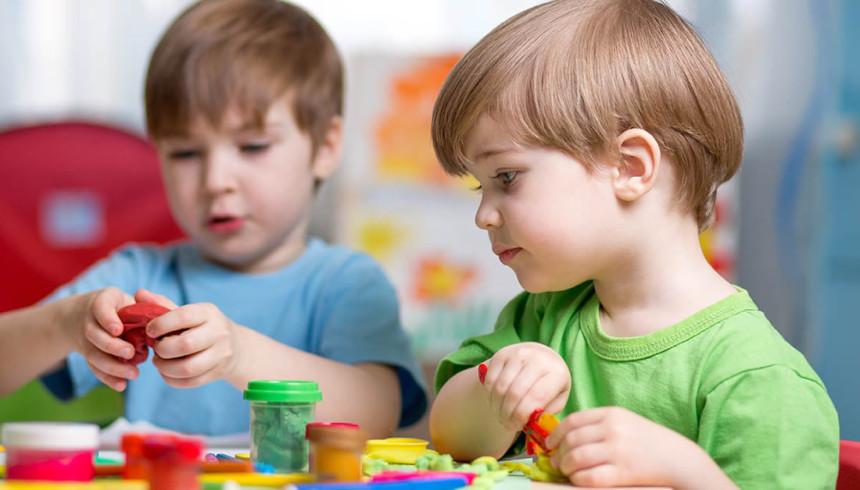 Çocuk gelişiminde oyunun rolü büyük