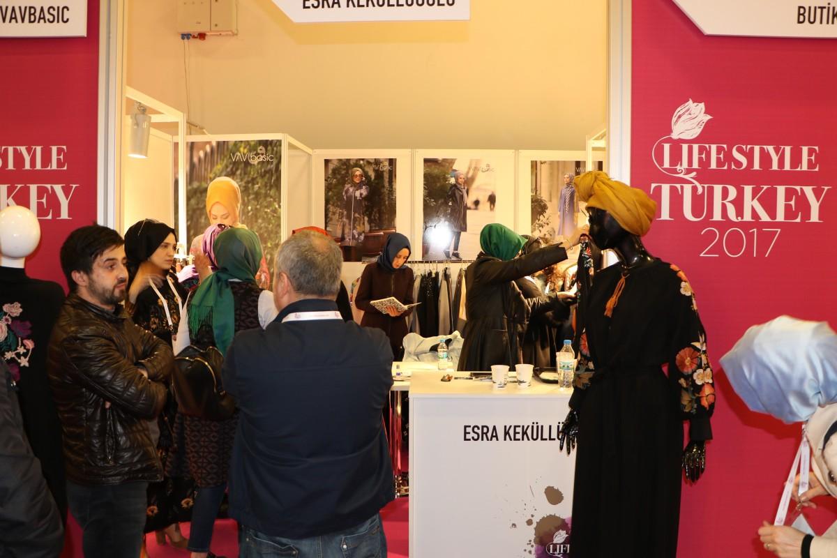 Life Style Turkey'e yoğun ilgi