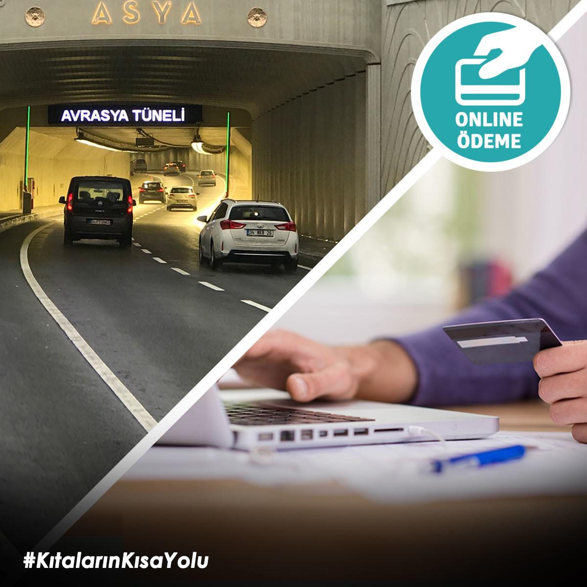 Avrasya Tüneli e-ödeme altyapısında yenilikçi çözü...