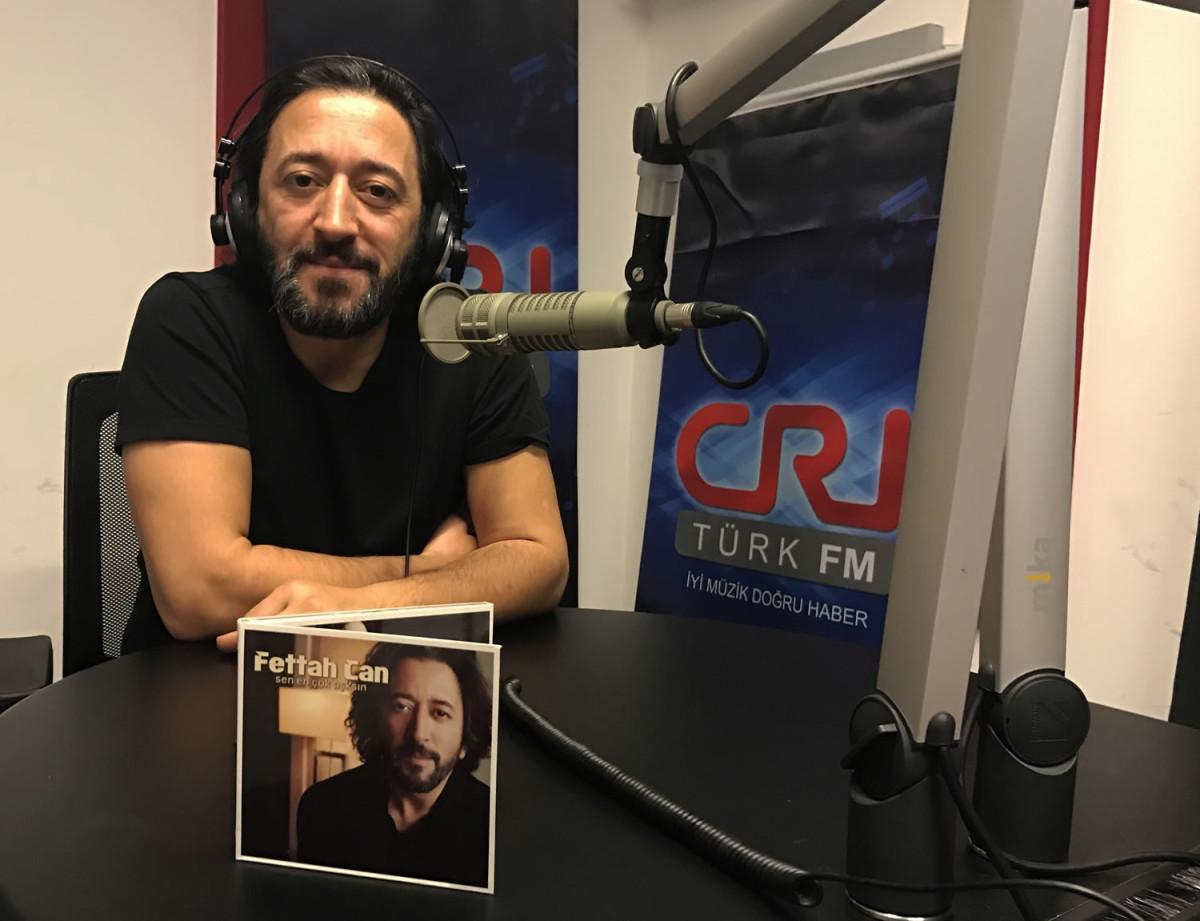 """Fettah Can: """"Bach bugün Türkiye'de müzik yapsaydı..."""