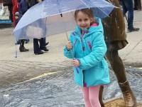 Şemsiye Hareketi Gönüllüsü Rumeysa Çolak