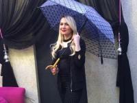 Şemsiye Hareketi Gönüllüsü Gülcan Sevinç