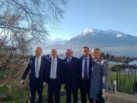Ercan Varlıbaş, Fatih Metin, Ömer Cihad Vardan ve Ali Kibar