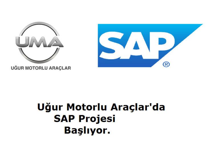 UMA'da SAP Projesi Başlıyor
