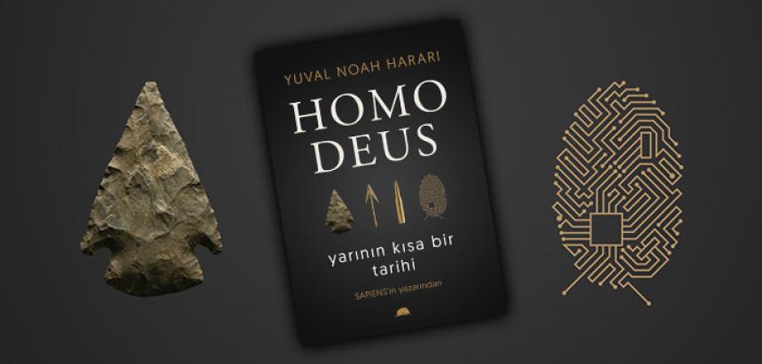 Harari'nin ''Homo Deus'' Kitabındaki Üç Sorusuna Üç Cevap