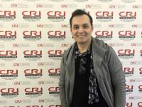 Zafer Peker- CRI TURK FM