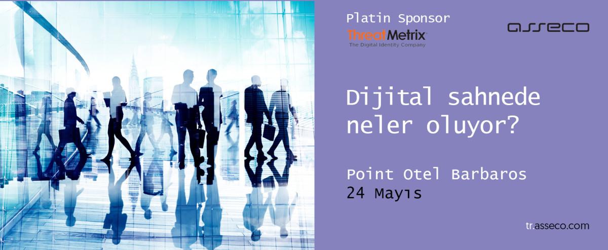 'Dijital Sahnede Neler Oluyor?' Konferansı 24 Mayı...