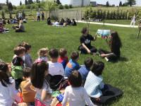 Terakki Vakfı Okullarında Kütüphane Şenliği