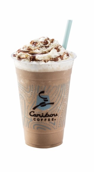 CARIBOU COFFEE'DEN YAZA ÖZEL  NUTTY TOFFEE MOCHA