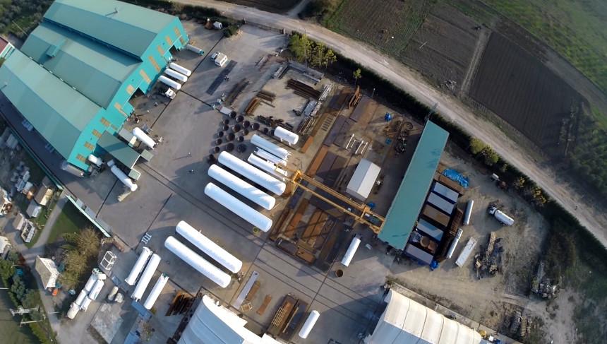 Mavi Koridor Projesi'nin İlk Sabit LNG İstasyonları Türkiye'den Avrupa'ya Gidiyor