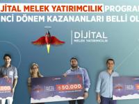 Dijital melek yatırımcılık programı birinci dönem kazananları