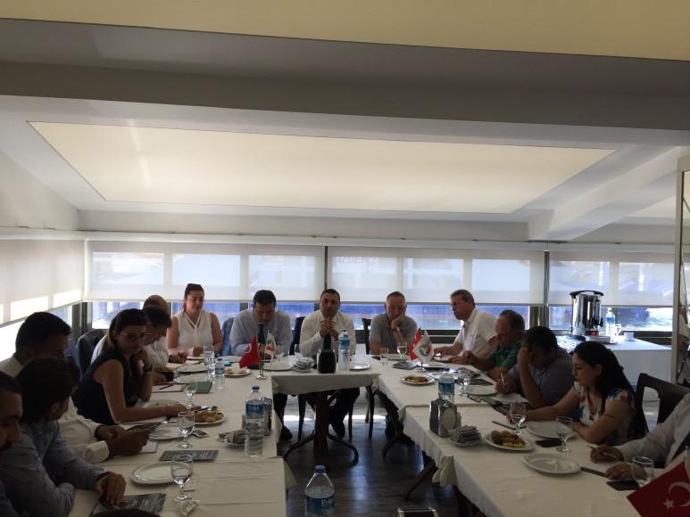 Jeotermal Santral Sahipleri İzmir'de Sektörün Geleceğini Konuştu