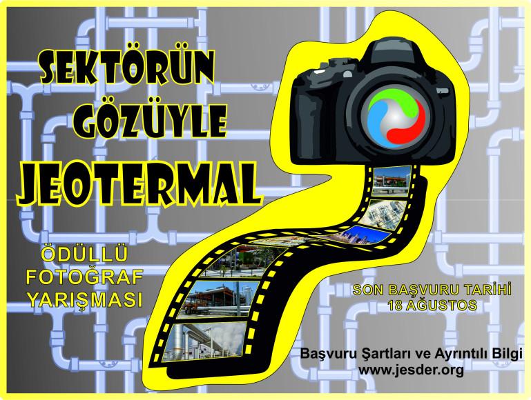 Jeotermalin Önemi Fotoğraf Yarışmasıyla Anlatılacak