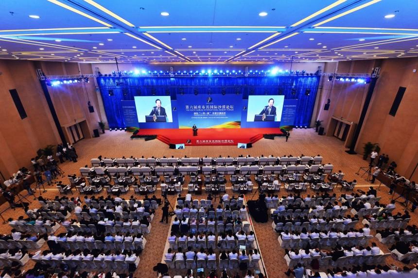 Çölleşmeye karşı mücadelede Kubuqi Modeli umut olacak