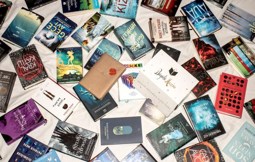 Kitap okuma alışkanlığını artıracak alternatif: Sürpriz kitap kutusu