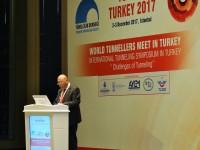 Uluslararası Tunelcilik Sempozyumu- Prof Dr Nuh Bilgin
