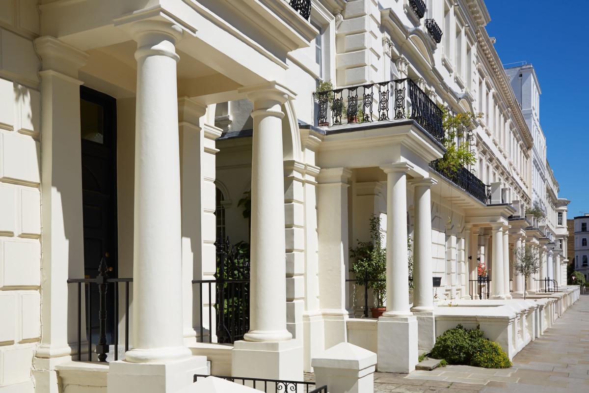 Londra lüks emlak piyasasındaki düşüş yatırımcılar...