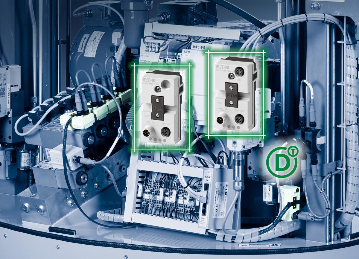 SmartWire-DT iletişim sistemleri birçok alanda kol...