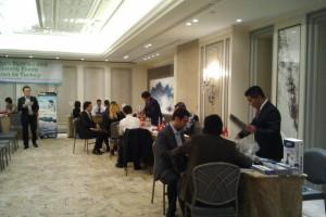 Tayvan firmaları ikili görüşmeler için İzmir'de