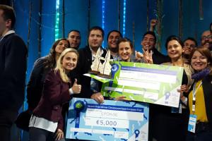 Avrupa Birliği destekli yeşil iş fikri yarışması i...