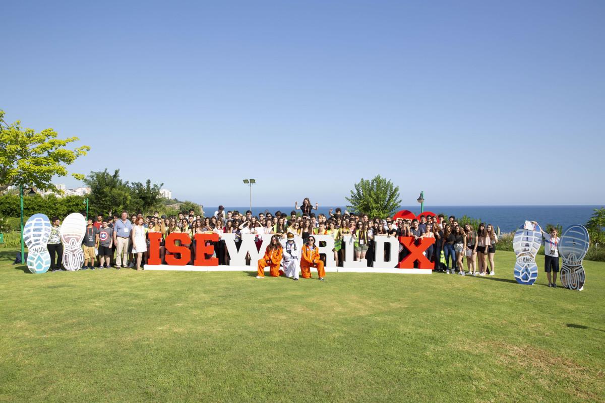 Geleceğin liderleri Antalya'da bir araya geldi