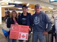 ISEWorld Öğrencileri Kanadalı Gönüllü Ev Sahibi Aileleriyle Buluşuyorlar