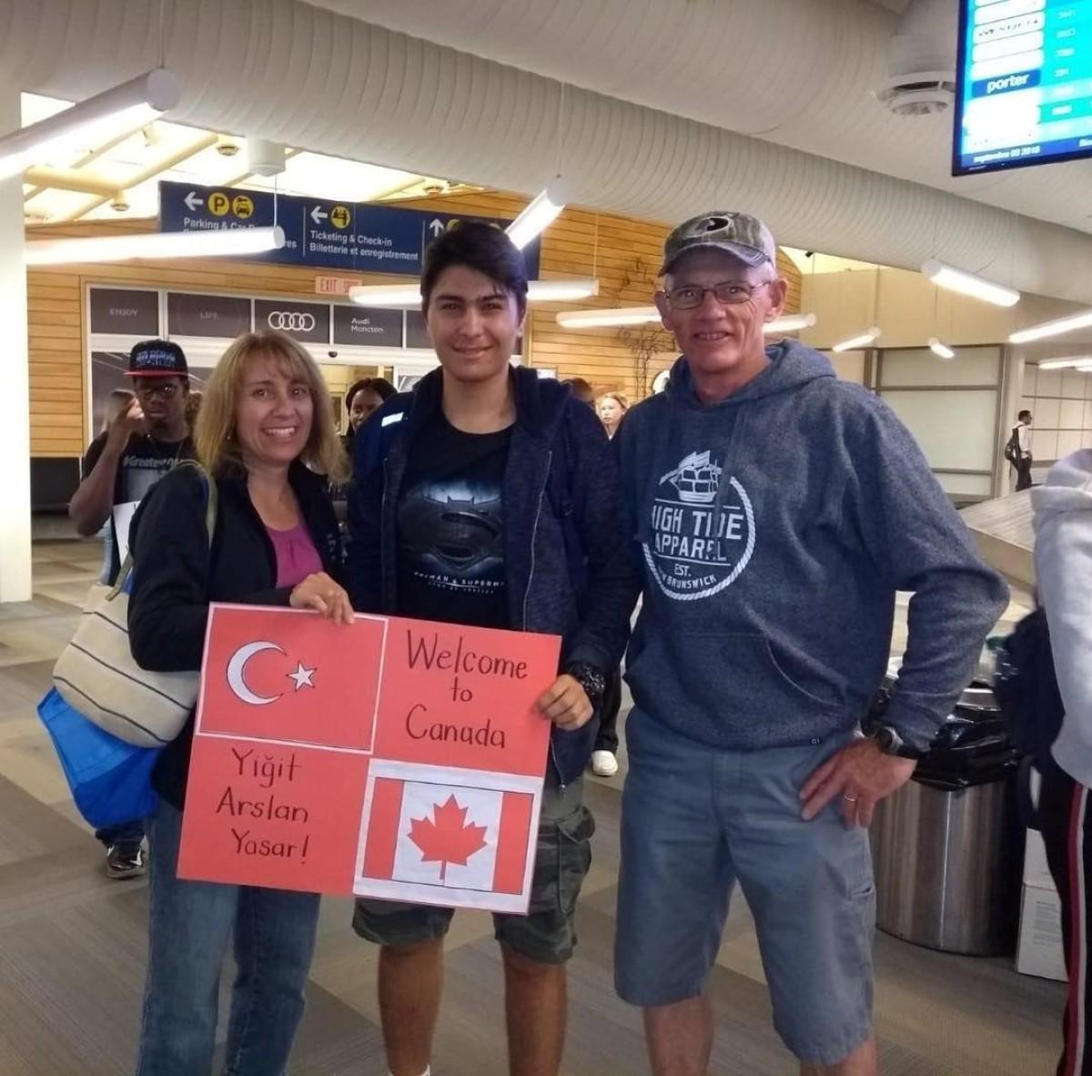 ISEWorld öğrencileri Kanada'da yeni yaşamlarına ba...
