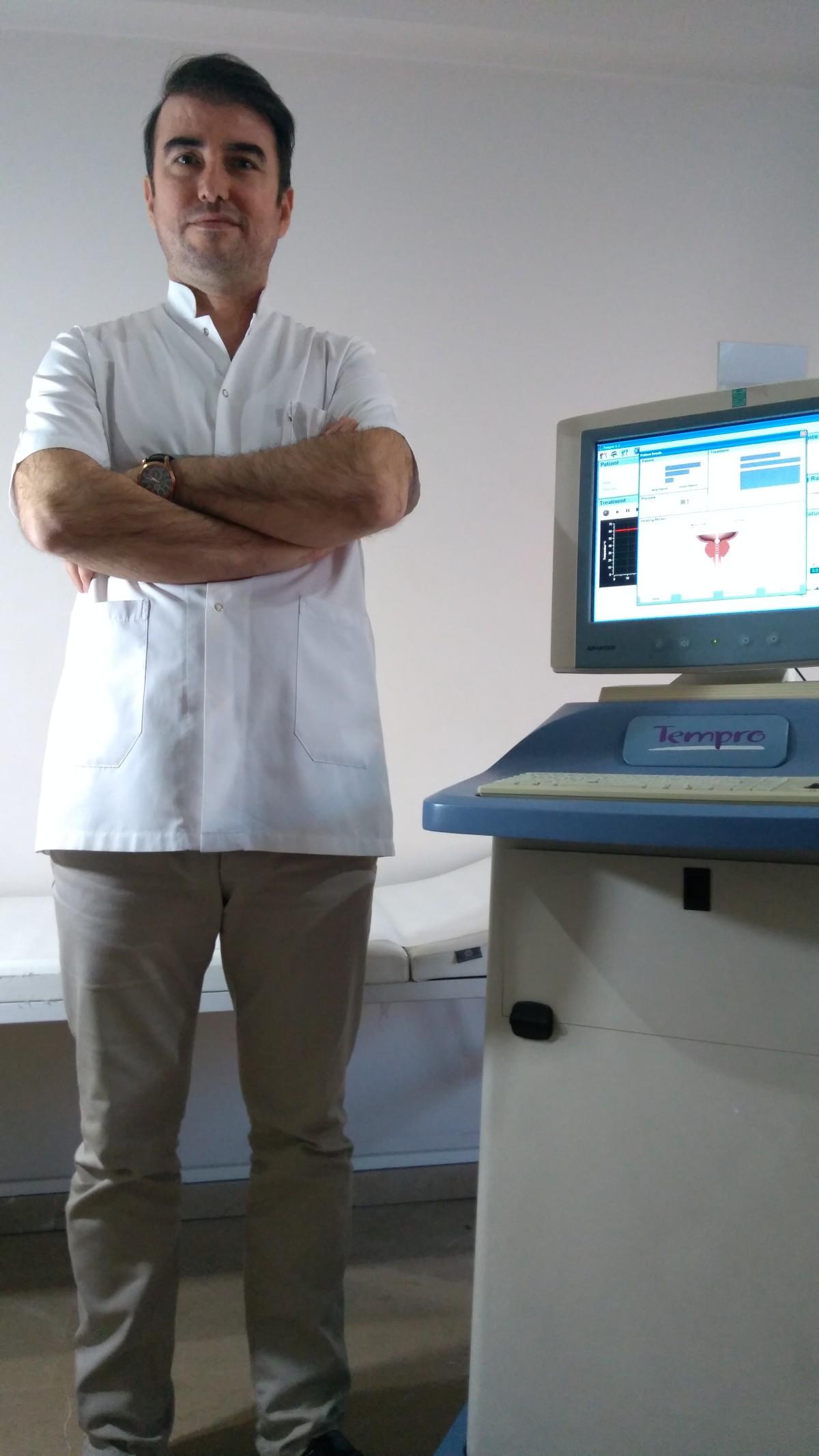 Prostatta transüretral mikrodalga tedavisi